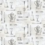 Kitchen Style 3 Wallpaper KE29939 By Norwall For Galerie